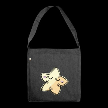 ASTERISK - Shoulder Bag made from recycled material