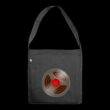 roll of film - Shoulder Bag made from recycled material