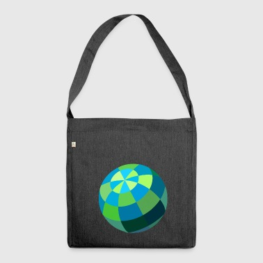 ball - Shoulder Bag made from recycled material