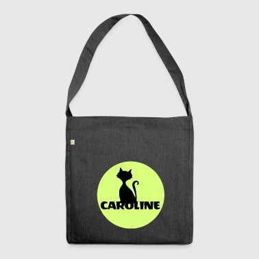 Caroline Vorname - Schultertasche aus Recycling-Material