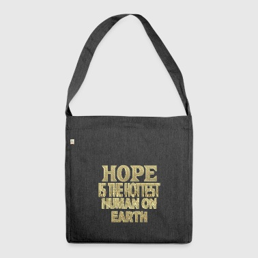 Hope - Schultertasche aus Recycling-Material