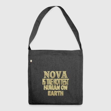 nova - Borsa in materiale riciclato