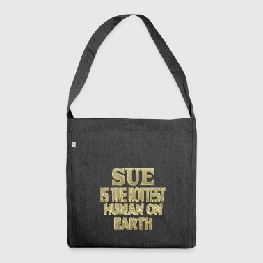 Sue - Shoulder Bag made from recycled material