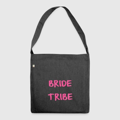 BRAUT TRIBE - Schultertasche aus Recycling-Material