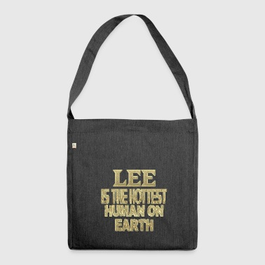 lee - Shoulder Bag made from recycled material