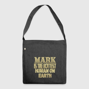 mark - Shoulder Bag made from recycled material