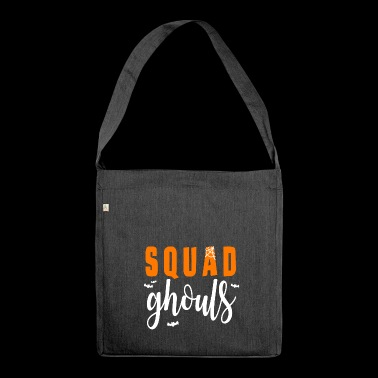 SQUAD GHOULS - Schultertasche aus Recycling-Material