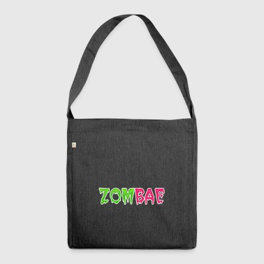 ZOMBAE - Shoulder Bag made from recycled material