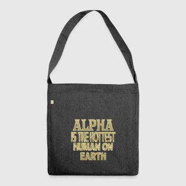 alpha - Shoulder Bag made from recycled material