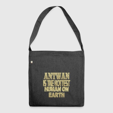 Antwan - Shoulder Bag made from recycled material