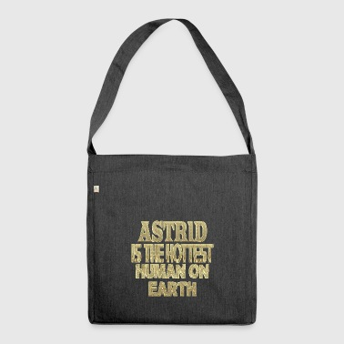 Astrid - Schultertasche aus Recycling-Material