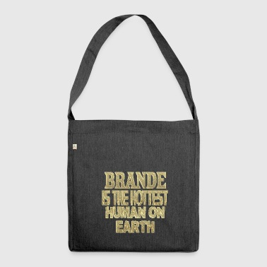 Brande - Shoulder Bag made from recycled material