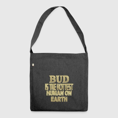 Bud - Schultertasche aus Recycling-Material