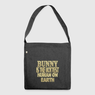 Bunny - Shoulder Bag made from recycled material