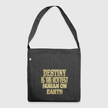 Destiny - Shoulder Bag made from recycled material