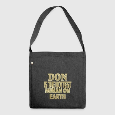Don - Schultertasche aus Recycling-Material