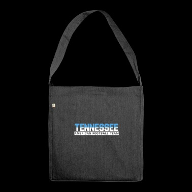 Tennessee Football - Sac bandoulière 100 % recyclé