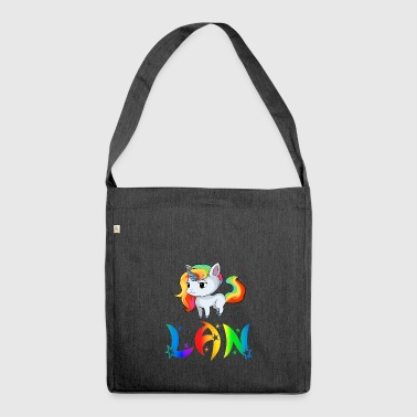 Unicorn Lan - Shoulder Bag made from recycled material