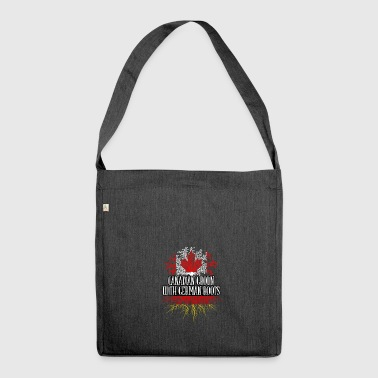 Canada - Shoulder Bag made from recycled material