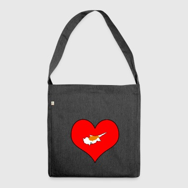 Love Land Europe EU Cyprus Cyprus - Shoulder Bag made from recycled material