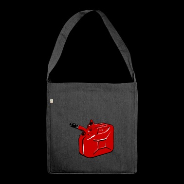 Gas Can - Shoulder Bag made from recycled material