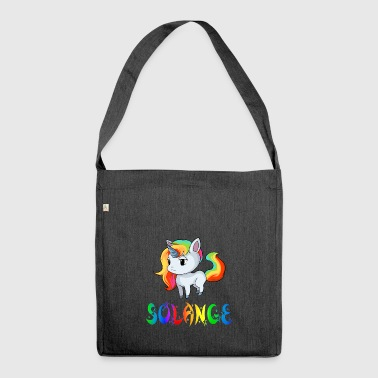 Unicorn Solange - Shoulder Bag made from recycled material