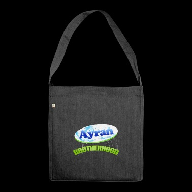 Shirt Ayran Brotherhood - Sac bandoulière 100 % recyclé