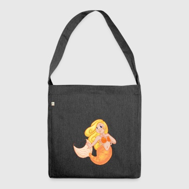 Mermaid - Shoulder Bag made from recycled material
