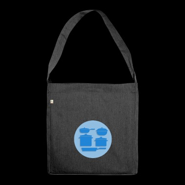 Cooking - Icon - Borsa in materiale riciclato