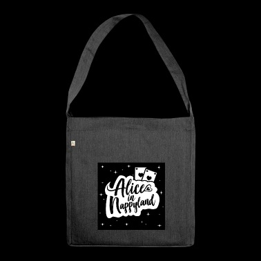 Alice in Nappyland 1 - Borsa in materiale riciclato