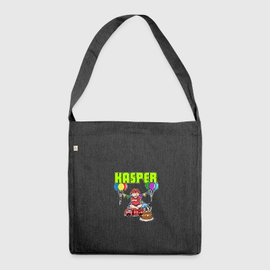 Fire Department Kasper gift - Shoulder Bag made from recycled material