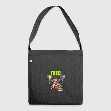 Fire Department Nico gift - Shoulder Bag made from recycled material