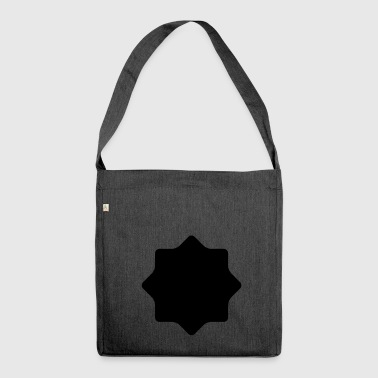 SHAPES SHAPES CLEAN - Shoulder Bag made from recycled material