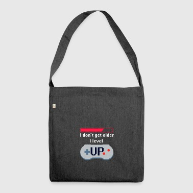 I level up1 - Shoulder Bag made from recycled material