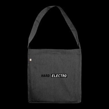 Hard Electro - Shoulder Bag made from recycled material