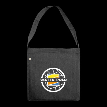 Water Polo - Shoulder Bag made from recycled material