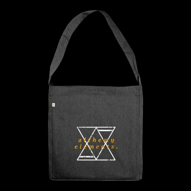 Alchemy Elements - Shoulder Bag made from recycled material