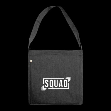 Friends Friendship Gift Team Group Clique - Shoulder Bag made from recycled material