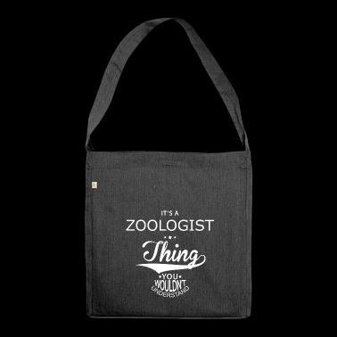 zoologo - Borsa in materiale riciclato
