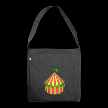 Circus - Shoulder Bag made from recycled material