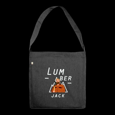 Lumberjack - Shoulder Bag made from recycled material