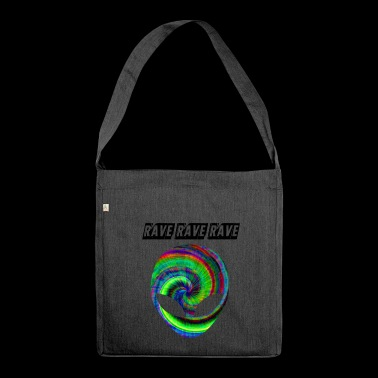 rave r r - Shoulder Bag made from recycled material