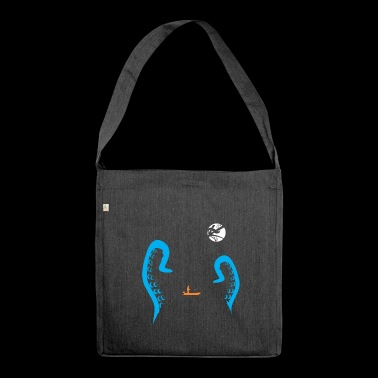 kraken - Borsa in materiale riciclato