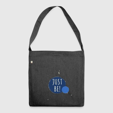 Just Be - Borsa in materiale riciclato