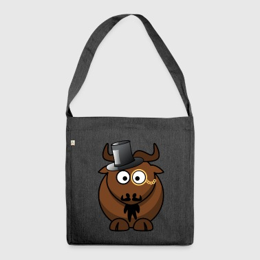 Marco Gnus - Schultertasche aus Recycling-Material