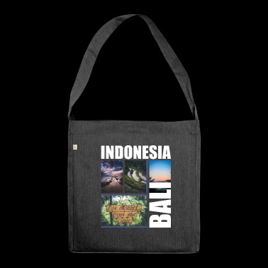 Indonesia Bali - Shoulder Bag made from recycled material