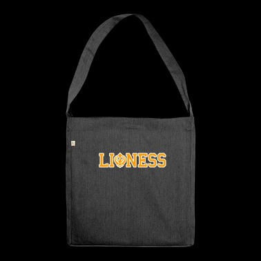 LIONESS Khanda - Shoulder Bag made from recycled material
