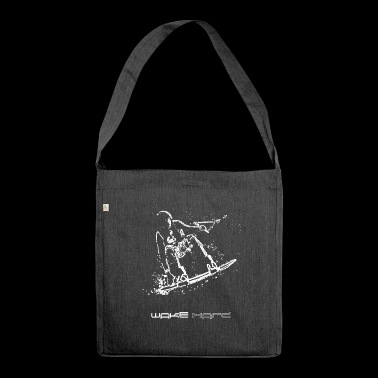 wakeboarder - Shoulder Bag made from recycled material