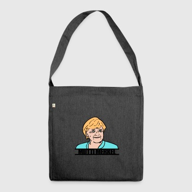Merkel MUTTIMERKEL - Shoulder Bag made from recycled material