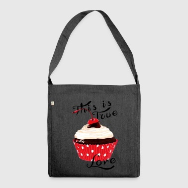 MUFFIN - Borsa in materiale riciclato